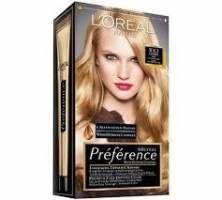 Recital Preference farba do włosów X 8,3 Champagne Jasny Blond Złocisty